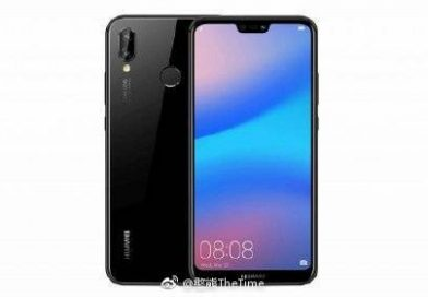 Huawei Nova 3e Leaked Picture shares an iPhone X Notch & Camera Design