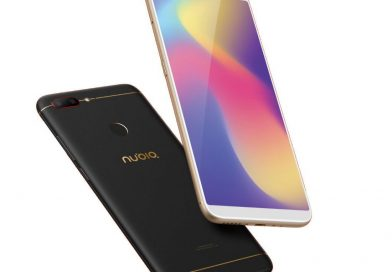 "Nubia N3 gets official with 5000 mAh battery, 5.99 "" 18:9 display, Snapdragon 625"